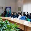 Среща с министър Лиляна Павлова 24 октомври 2017 г. ТУ Габрово 13