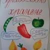 Плакати – Седмица на здравословното хранене и спорта 3 -9 ноември 2020 г. 11