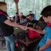 Ученици от СУ В. Левски, с. Черни Осъм по екопътека Видимско пръскало- 05 юни 2021 г. 28