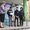 Награждаване на победителите в състезанието Селфи с Европа – промяната в Априлци, Априлци, май 2021 г. 9