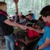 Ученици от СУ В. Левски, с. Черни Осъм по екопътека Видимско пръскало- 05 юни 2021 г. 5