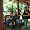 Ученици от СУ В. Левски, с. Черни Осъм по екопътека Видимско пръскало- 05 юни 2021 г. 15